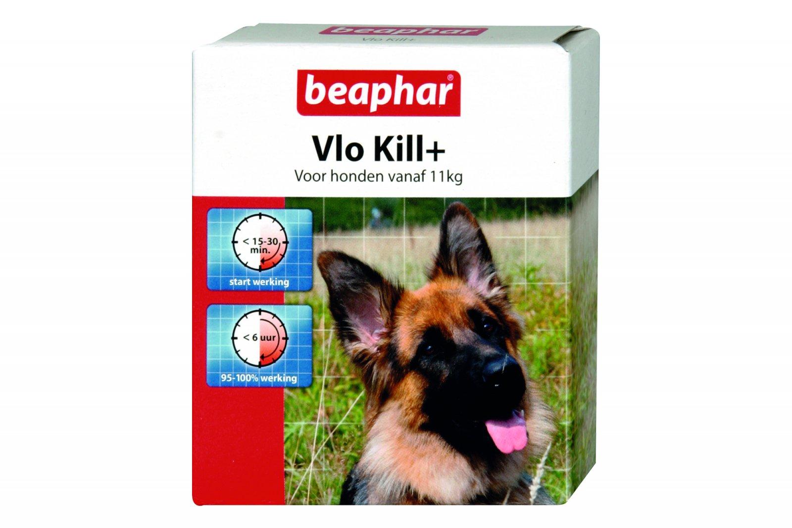 Vlo kill + Hond vanaf 11KG