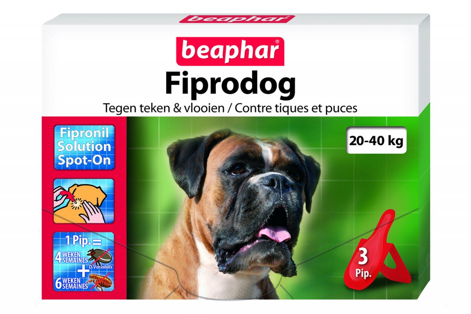 Fiprodog  20-40kg