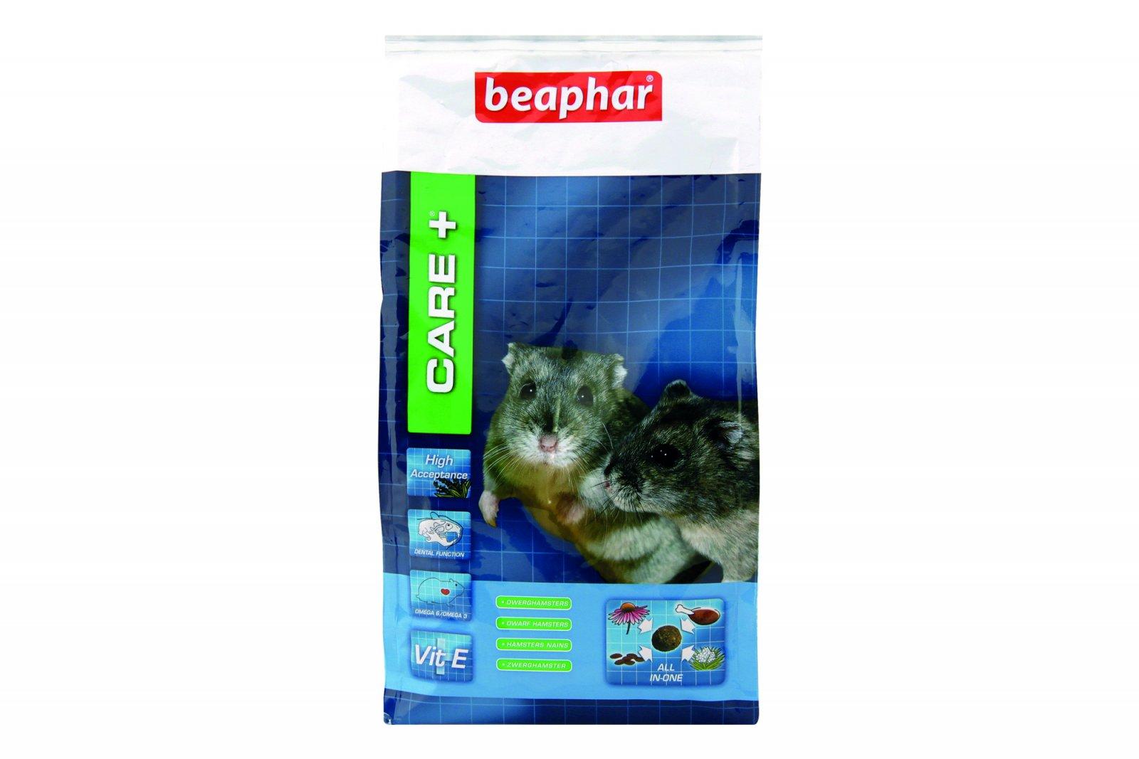 Care+ Dwerg-hamster 250gr