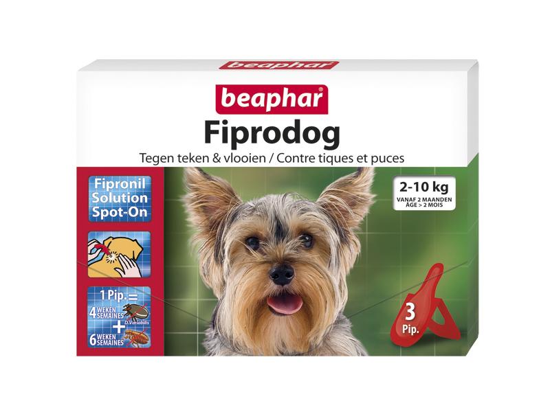 Fiprodog 2-10kg
